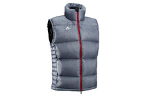 Vaude Men's Muztagh Vest shadow